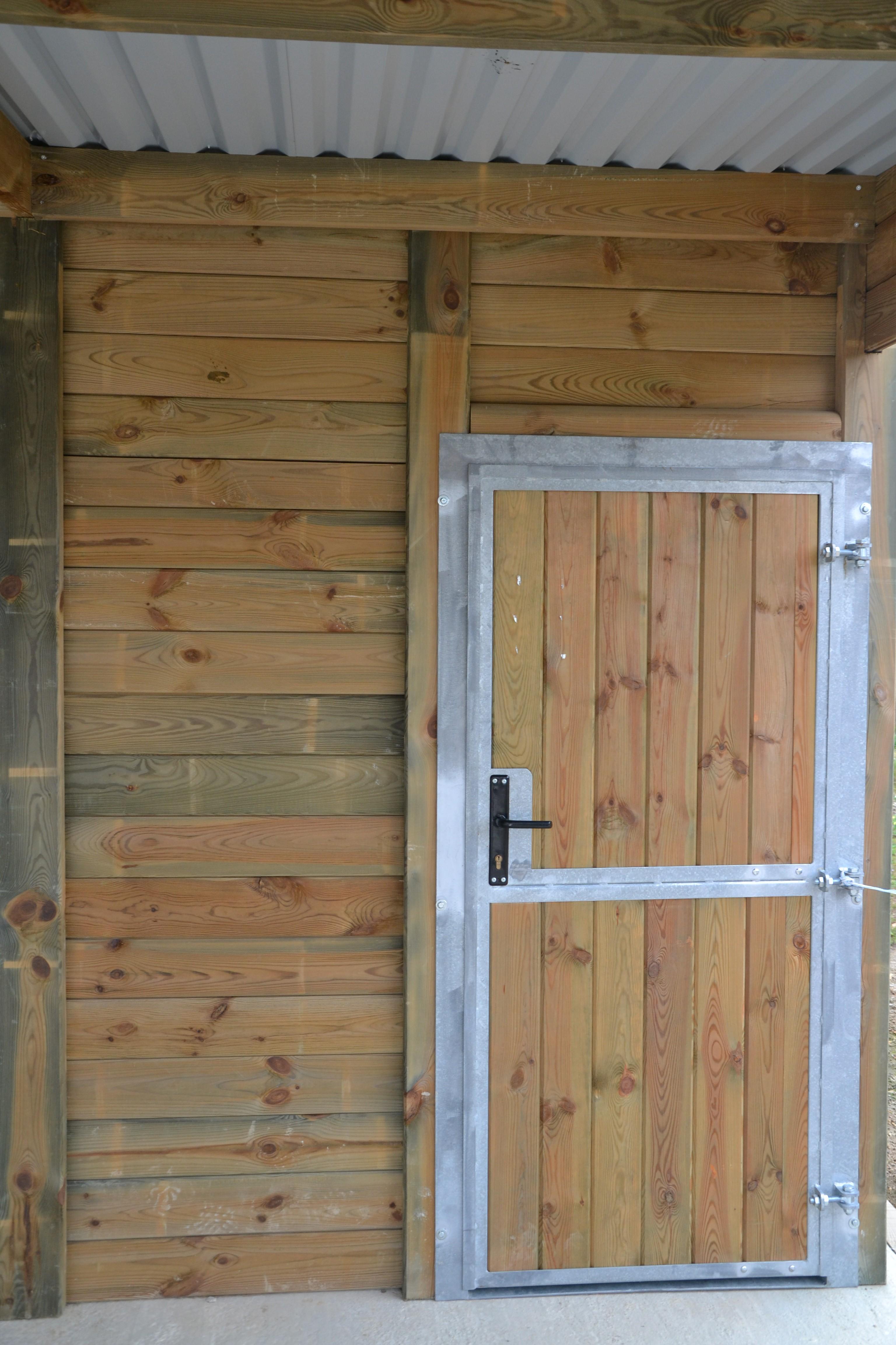 Porte De Service Id Box
