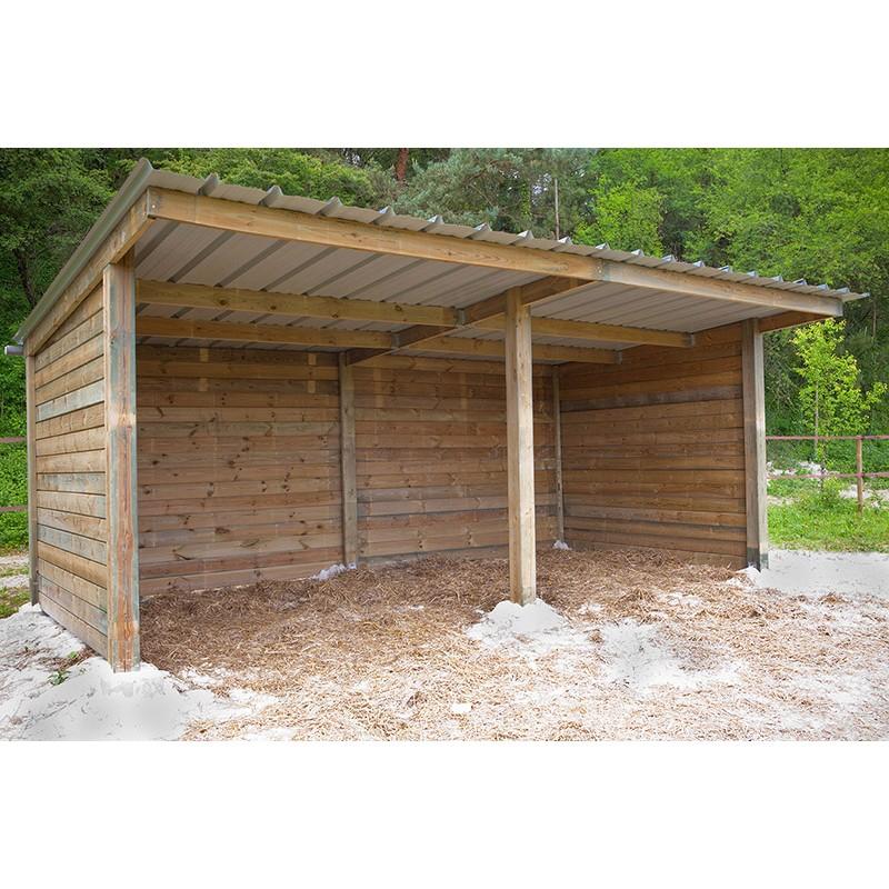 abri chevaux vendre construire un abri de pr en bois. Black Bedroom Furniture Sets. Home Design Ideas