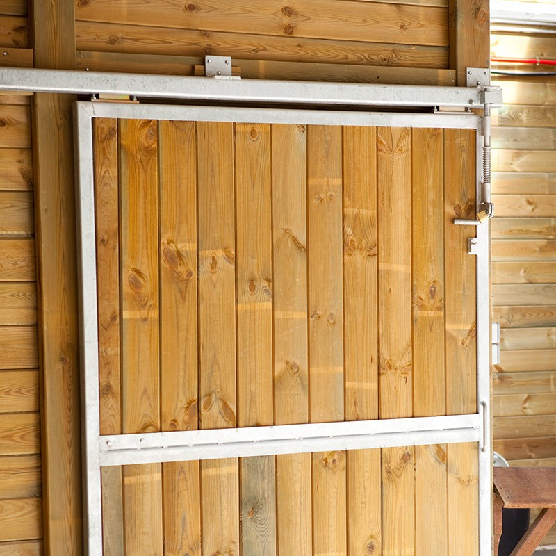 Porte coulissante id 39 box - Fabrication porte coulissante ...